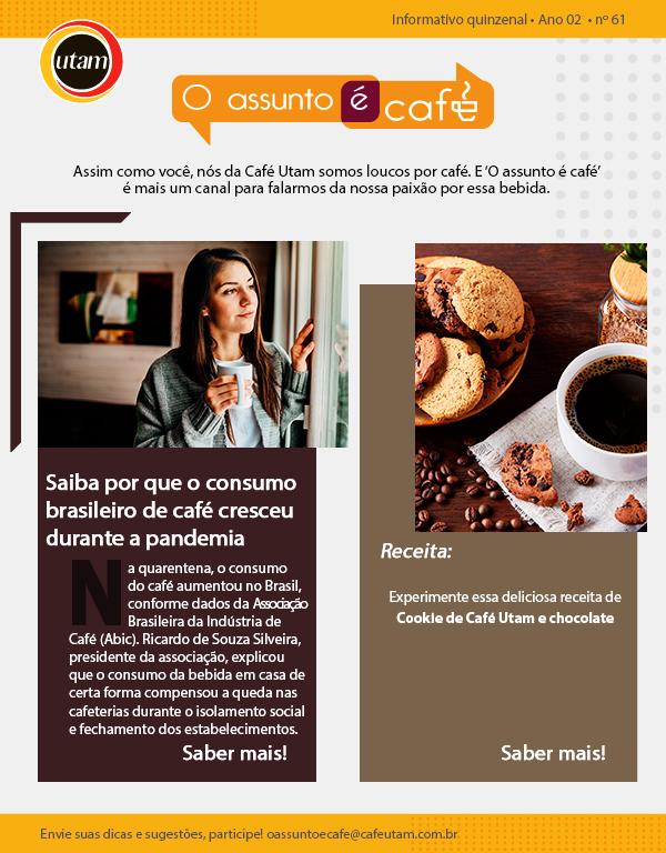 O Assunto é Café - Edição 61