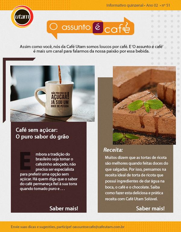 O Assunto é Café - Edição 51