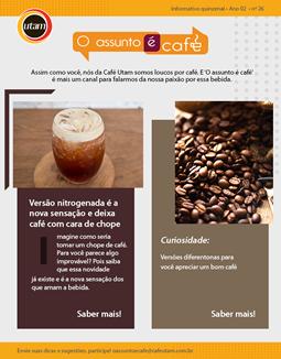 O Assunto é Café - Edição 26