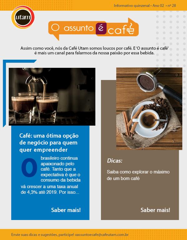 O Assunto é Café - Edição 28