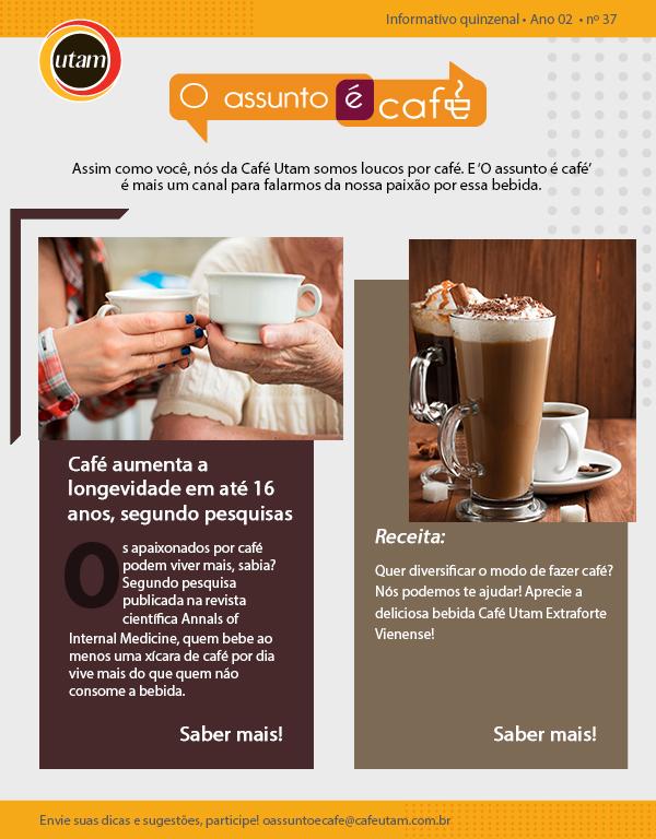 O Assunto é Café - Edição 37
