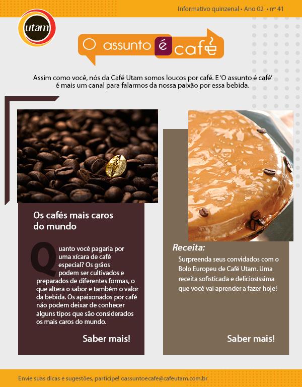 O Assunto é Café - Edição 41