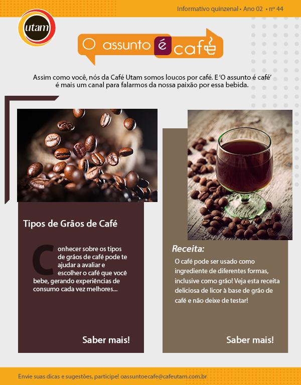 O Assunto é Café - Edição 43