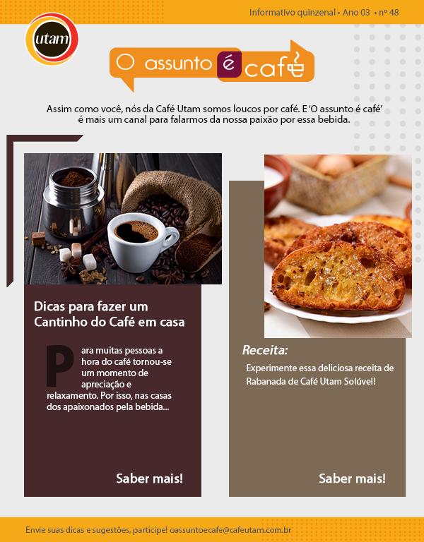 O Assunto é Café - Edição 48