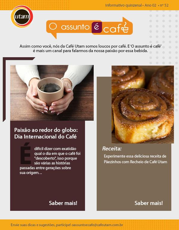 O Assunto é Café - Edição 52