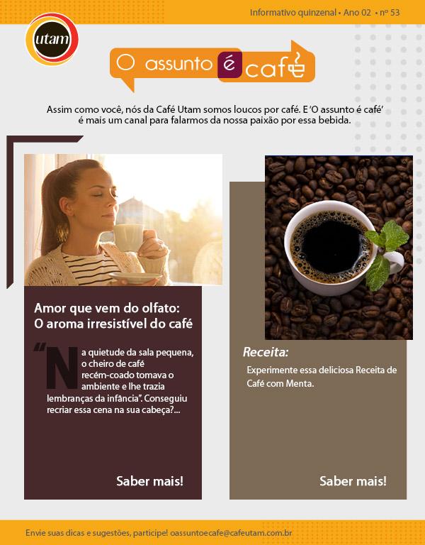 O Assunto é Café - Edição 53