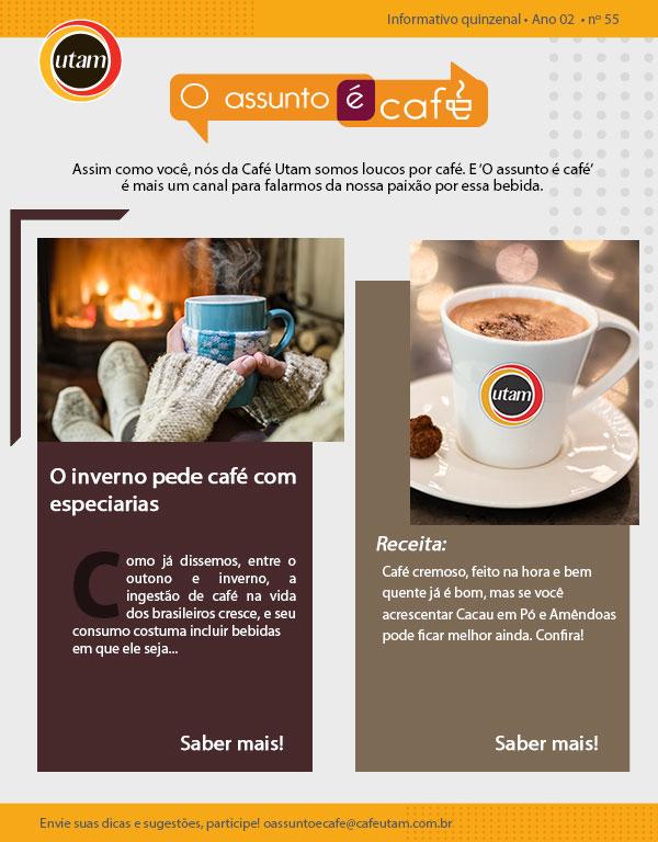O Assunto é Café - Edição 55